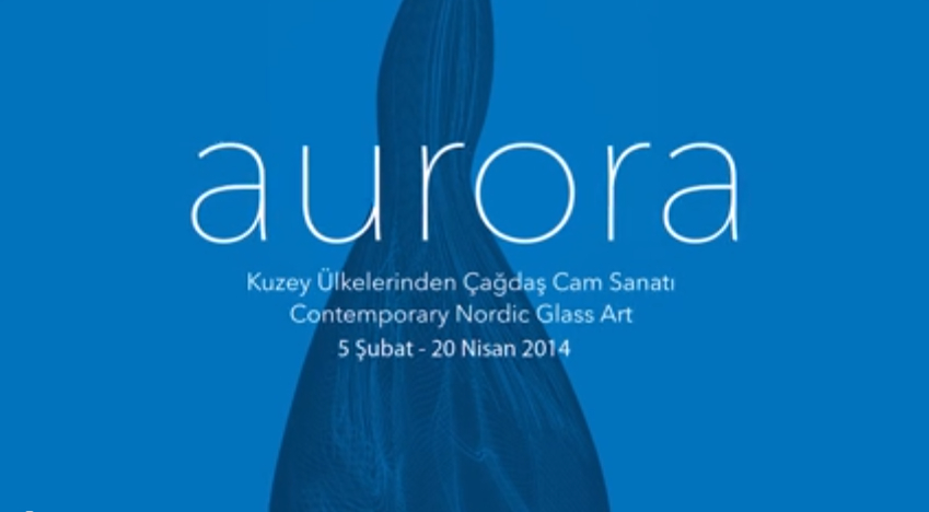 Interview at the Aurora exhibition – Pera Museum – Istanbul